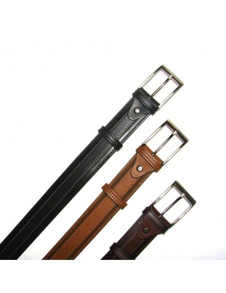 Cinturon de piel nº 58340