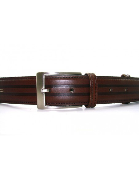 Cinturon de piel nº 58338