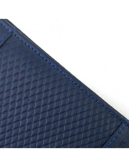 Mini cartera monedero de hombre de piel nº 15265