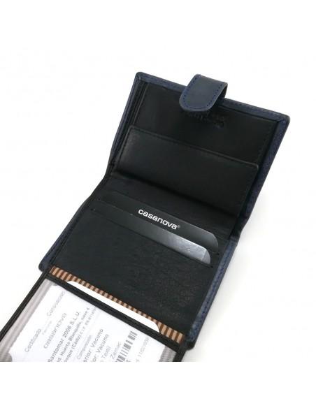 Mini cartera piel hombre de Ubrique nº 15465